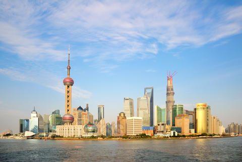上海外滩都市二日游